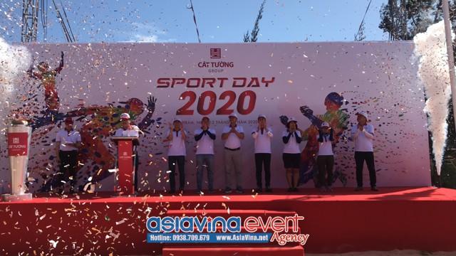 Chương Trình Teambuilding Sport Day năm 2020
